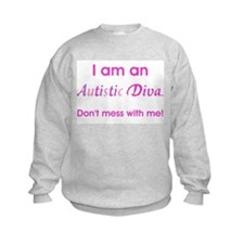 Cute Autism sister Sweatshirt