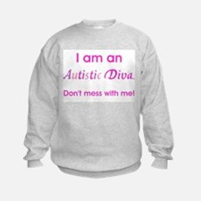 Cute Autism awareness daughter Sweatshirt