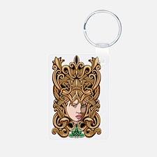 celtic princess3 Keychains