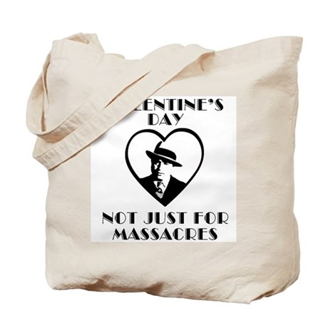 Valentine's Day Massacre, Tote Bag