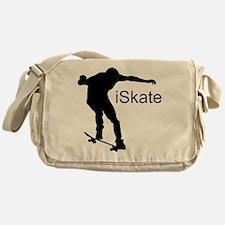 iSkate_Sillhouete.png Messenger Bag