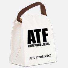 ATFwite Canvas Lunch Bag
