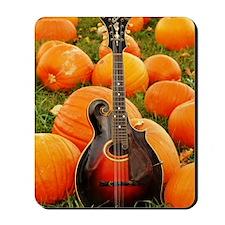 MiniPosterPrint_Gibson_Pumpkins Mousepad