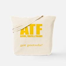 ATFdark Tote Bag