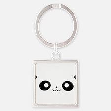 Peekaboo Panda Keychains
