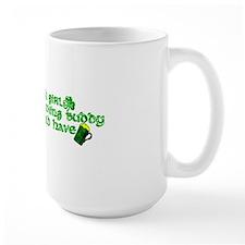 Drinking Buddy Dark Mug