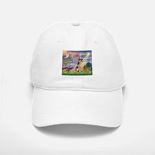 Cloud Angel & G-Shepherd Baseball Baseball Cap