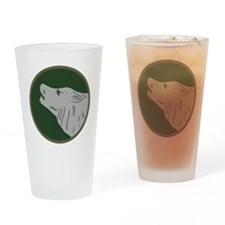 104th Infantry Division Drinking Glass