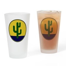 103rd Infantry Division Drinking Glass