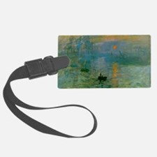 Impression, Sunrise Luggage Tag