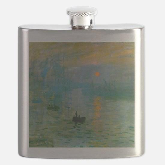 Impression, Sunrise Flask