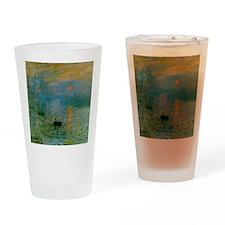 Impression, Sunrise Drinking Glass