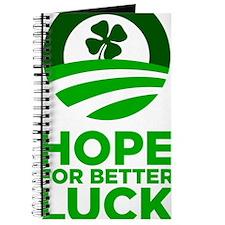 obama_better_luck Journal
