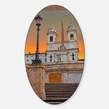 The Spanish Steps Decal