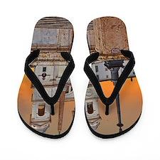 The Spanish Steps Flip Flops