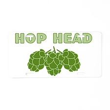 hophead Aluminum License Plate