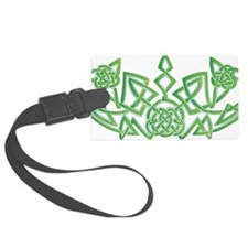 Celtic Design 6 Luggage Tag