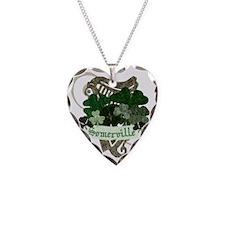 somerville-irish Necklace Heart Charm