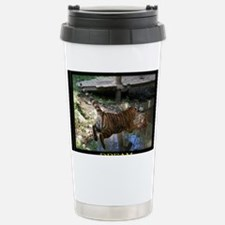 14x10 Cocheny - Jumping in wate Travel Mug