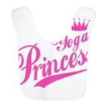 Yoga Princess Bib