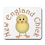 New England Chick Mousepad