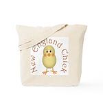 New England Chick Tote Bag