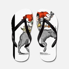 BBQ WarriorReverse - Reduced Flip Flops