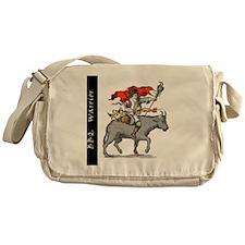 BBQ WarriorReverse - Reduced Messenger Bag