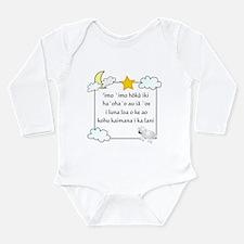 Hawaiian Twinkle Little Star Infant Creeper Body S