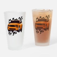 2006orange Drinking Glass