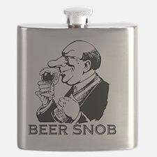 beersnob_black Flask