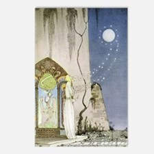 Out Popped the Moon, Kay  Postcards (Package of 8)