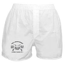 2ND Amendment Come Take It Boxer Shorts