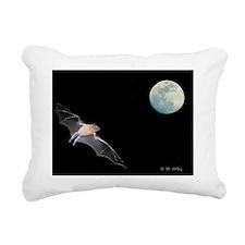 MOONBAT9X12 Rectangular Canvas Pillow