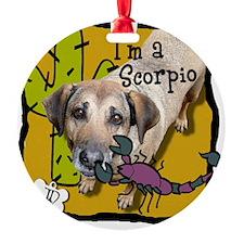 Im a Scorpio Ornament