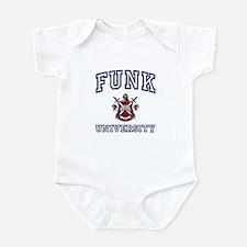 FUNK University Infant Bodysuit