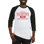 Valentine University Baseball Jersey