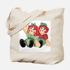 Raggedy Ann & Andy Doll's Tote Bag