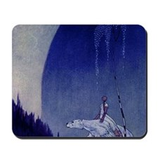 East of the Sun West of the Moon Mousepad