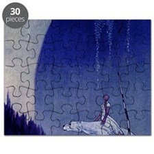 East of the Sun West of the Moon Puzzle