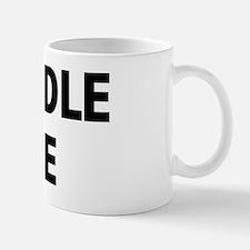 Fondle T-Shirt Small Small Mug