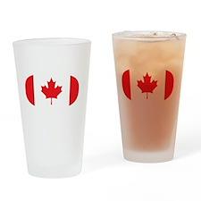 3-curlingCA2 Drinking Glass