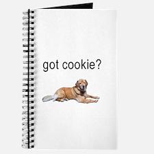 Got Cookie? Dog Journal