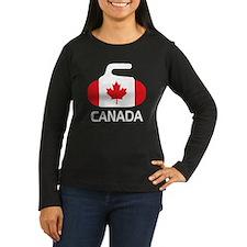 3-curlingCA2 T-Shirt