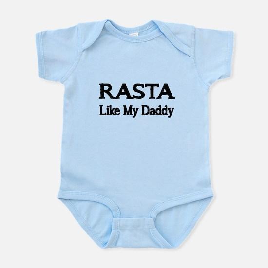 RASTA. Like My Daddy Body Suit
