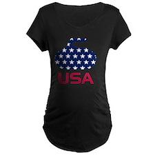 curlingUSA T-Shirt
