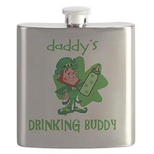 daddys drinking buddy Flask