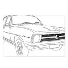 torana play Postcards (Package of 8)