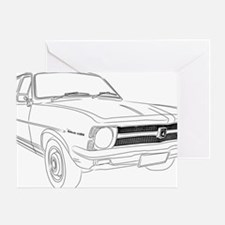 torana play Greeting Card