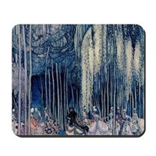 12 Dancing Princesses Mousepad